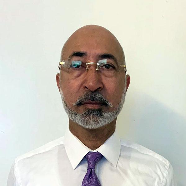 Tej Saini, P. Eng., PMP